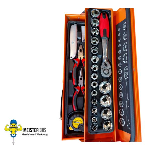 metall werkzeugkoffer 85 tlg 3