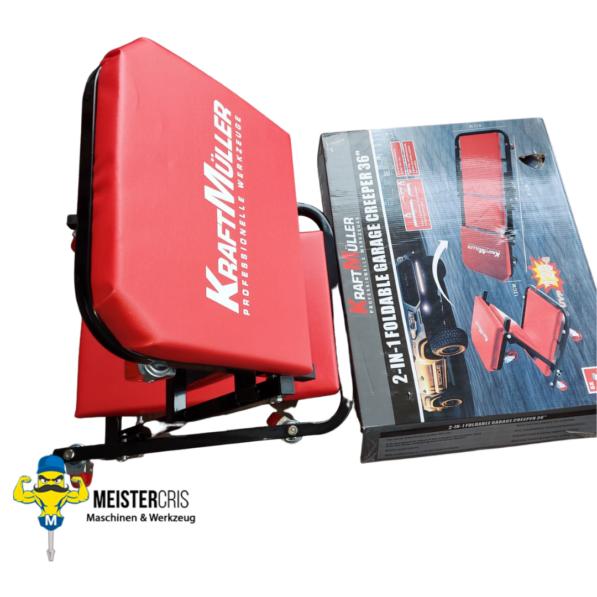 Sitz- und Liege-Montageroller 1